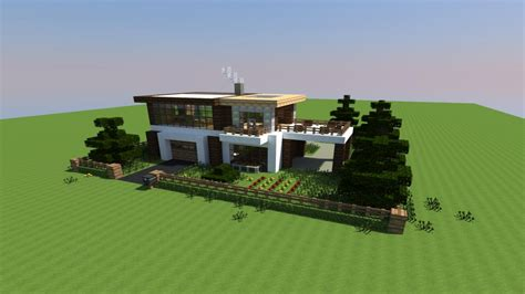 Unique Modern House Plans Cool Modern Houses On Minecraft Cool Minecraft House Plans