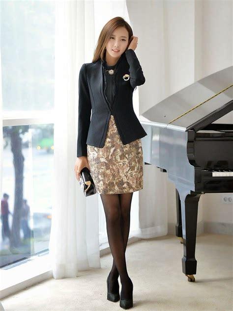 modelos de faldas para ir a trabajar en la oficina moda coreana 26 modelos de ropa para ir al trabajo