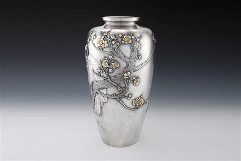 Silver Vase by How To Paint Silver Vase Home Decorations