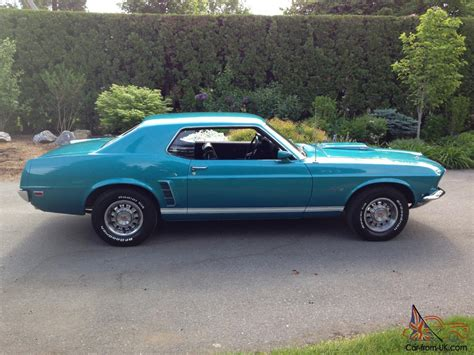 mustang gt coupe 1969 ford mustang gt coupe