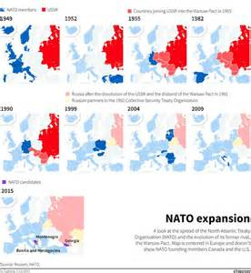 Nato Essay by Nato Is Planning Its Largest Build Up In Eastern Europe Since The Cold War Business