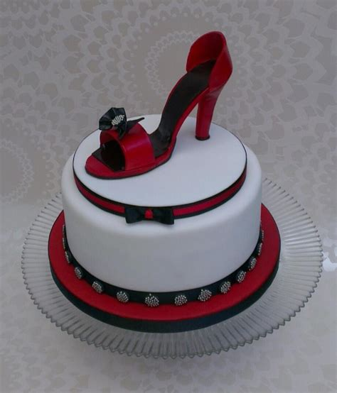cakes shoes shoe cake cakecentral