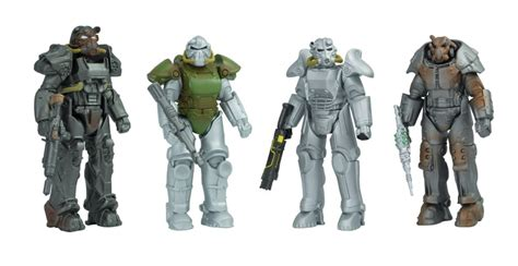 fallout 4 figures gamestop exclusive fallout 4 armor figures figures