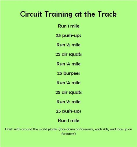best 25 track workout ideas on running