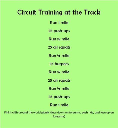 best 25 track workout ideas on running
