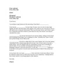 Character Reference Letter For Bail Hearing Traffic Fines In Collections Hashdoc