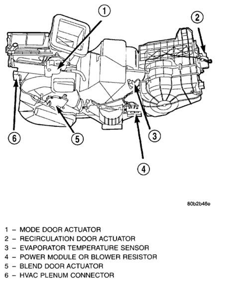 Replace Mode Door Actuator: I Need to Replace to the Mode