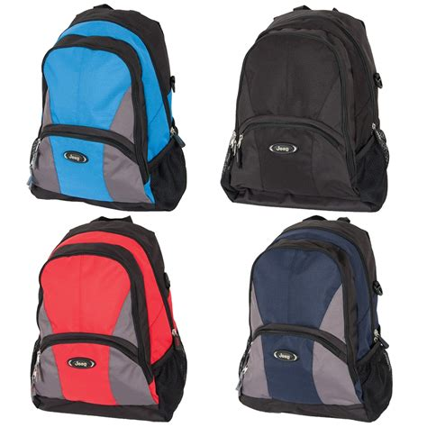 Bag Office Laptop Jeep 96163 new jeep mountain multi function laptop office luggage backpack rucksack bag uk ebay