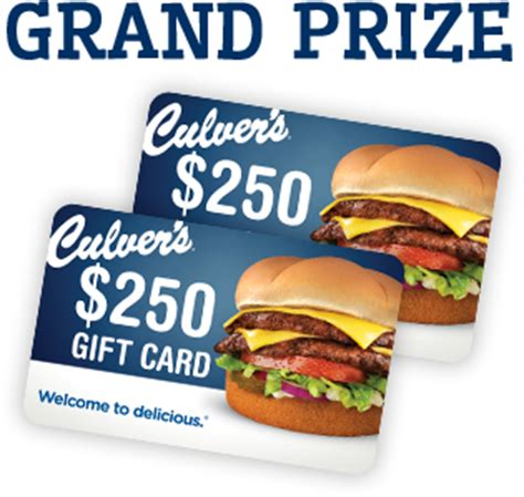 Culvers Gift Card - play culver s cow tippin