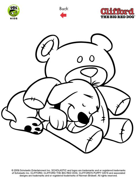 clifford autumn coloring pages dog bone coloring pages