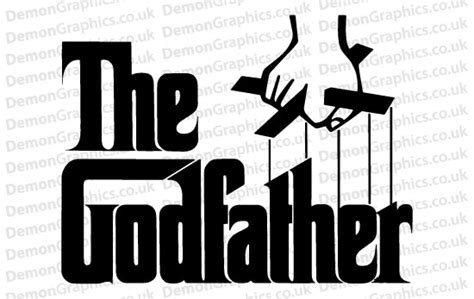 Godfather Sticker