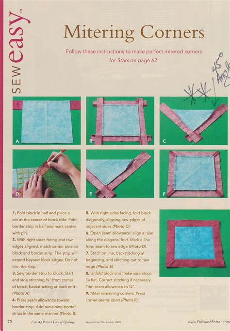 How To Cut Borders For A Quilt by Help Mitered Corners For Borders