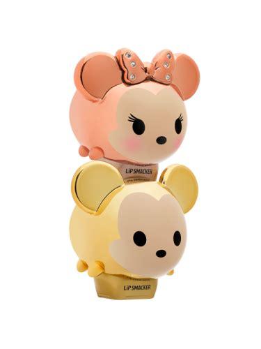 Pineapple Tsum Tsum shine bright with the new lip smacker golden tsum tsum duo