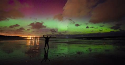 will i be able to see the northern lights tonight will east stargazers be able to see the northern