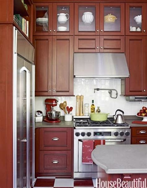 small kitchen cabinets ideas useful tricks to maximize the space of your small kitchen interior design