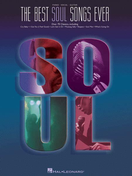 best soul songs best soul songs sheet by various sheet plus