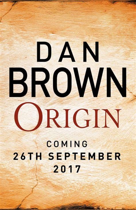 libro deception point dan brown quot origin quot sar 224 il nuovo libro fashion times