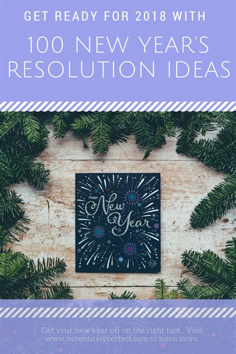 100 new year resolution ideas 28 images 100 new year