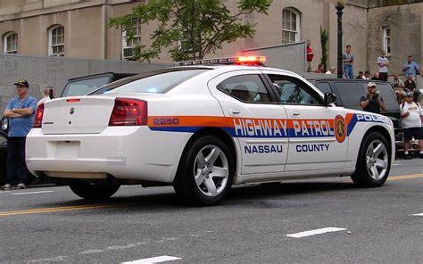 nassau county police highway patrol plymouth gran fury nassau county