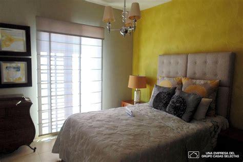 ideas para decorar la habitacion principal casa muestra de infonavit amueblada casas de