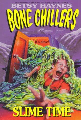 the slime book all you need to to make the slime books slime time bone chillers 10