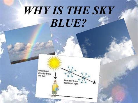 is the why is the sky blue