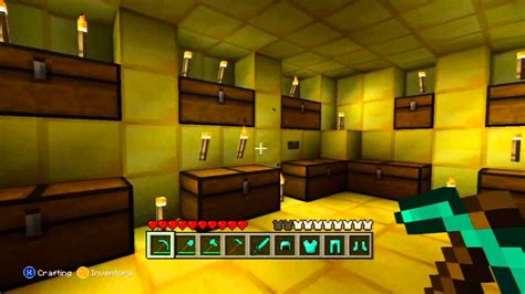 Secret Room Ideas Minecraft by Minecraft Xbox 360 Best Secret Room With Chests