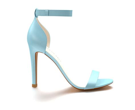 light blue strappy heels light blue heels cheap ha heel
