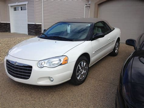 2005 chrysler convertible 2005 chrysler sebring convertible