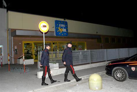 sistema casa eurospin rapina all eurospin continua l allarme criminalit 224