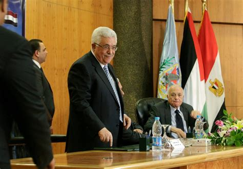 Nabil Jumbo fatah and hamas sign palestinian reconciliation pact the