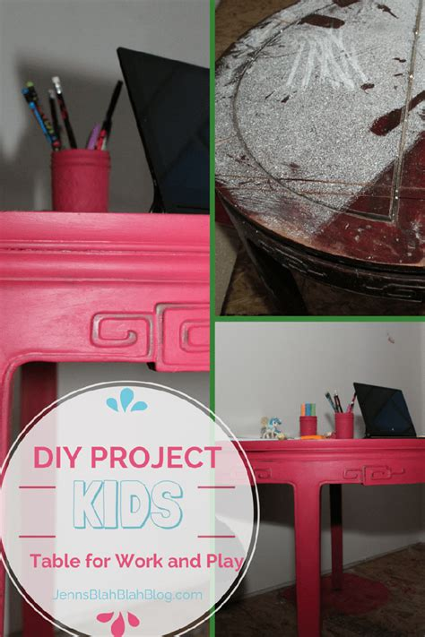diy chalk paint with valspar diy table for work play using valspar paint chalky