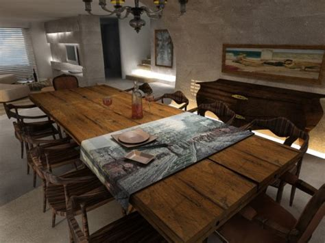 choose rustic interior design theme to stay close to 30 amazing rustic dining room design ideas