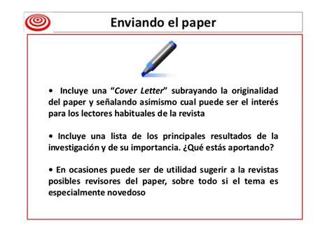Employment Letter Que Es como publicar en revistas de impacto