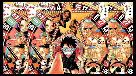 film one piece 2017 critique de one piece film gold
