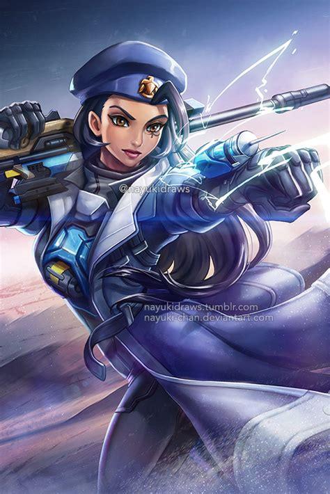 Poster Overwatch 08 nayuki chan nayuki deviantart