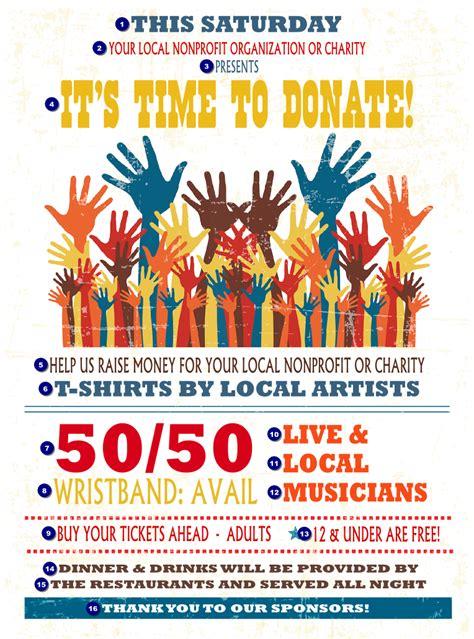 Fundraiser Raffle Flyer Google Search Fundraiser Ideas Pinterest Dine And Donate Flyer Template