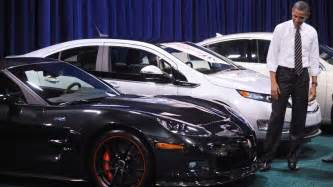obama new car barack obama car show live photos