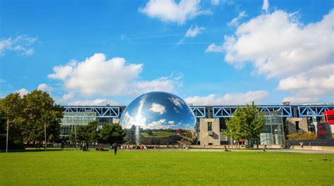 giardini parigi meravigliosi giardini il moderno parc de la villette di