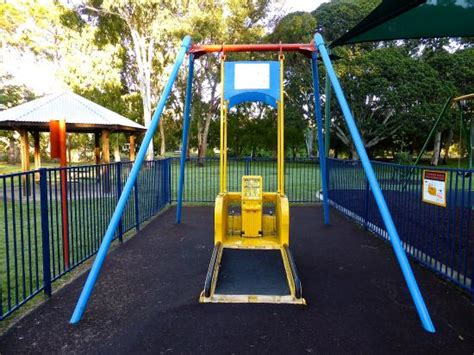 liberty swing liberty swing for children in wheelchairs picture of