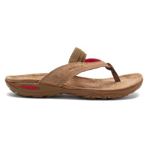 merrell sandals merrell women s mimosa anise sandals in kangaroo sneaker