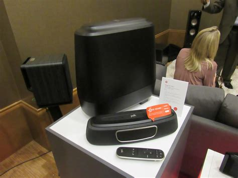 polk audio magnifi mini sound bar  wireless subwoofer