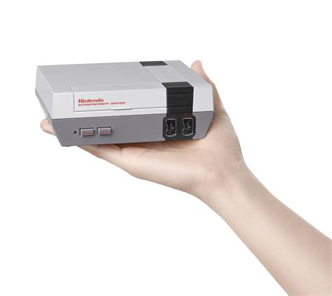 nintendo s nes classic is the handy size of fami nintendo classic mini is on sale which contains of 30 fami
