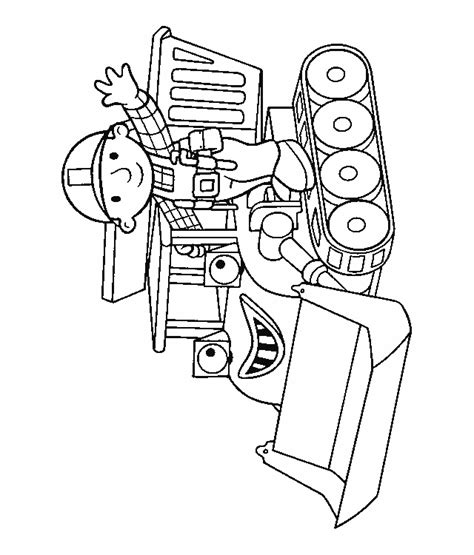 bob the builder coloring pages coloringpagesabc com