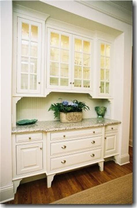 sideboard butlers pantry kitchens white