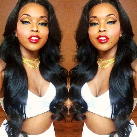 what hair exrensions do amiyah scott wear 10 best images about bday hair on pinterest posts bobs