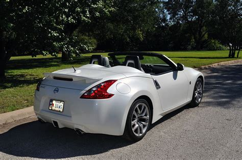 nissan convertible white pearl white roadster nissan 370z forum