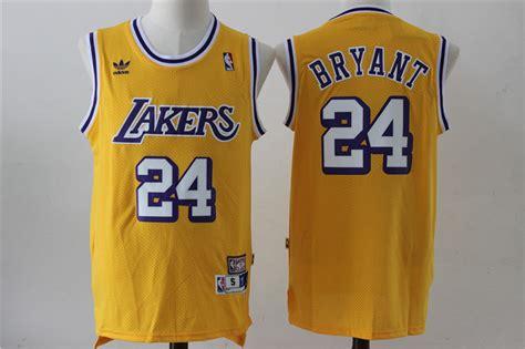 Bryant Nba Jersey new lakers 24 bryant yellow hardwood classics jersey cheap sale