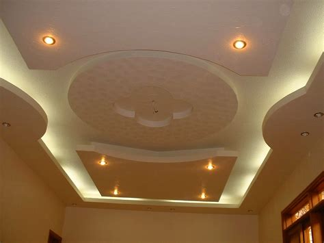 Gypsum Board Ceiling Design Ideas by Home Styling