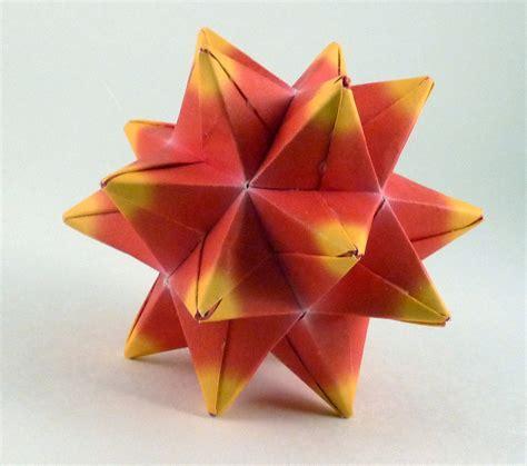 Ornament Origami - clearance origami paper ornament
